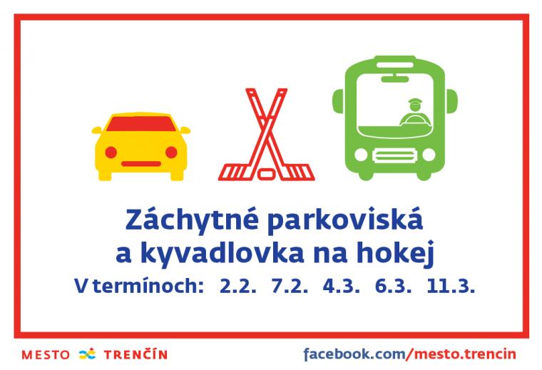 Už v piatok 2. februára 2018 začne z bezplatného parkoviska pri Mestskej  krytej plavárni premávať kyvadlová doprava na Zimný štadión P. Demitru. e113209236b